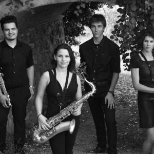 LEFT Saxophone Quartet